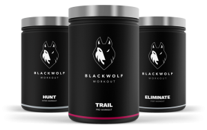 Black Wolff Female Supplements Pack