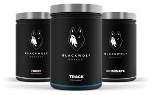 BlackWolf Supplements Men Pack