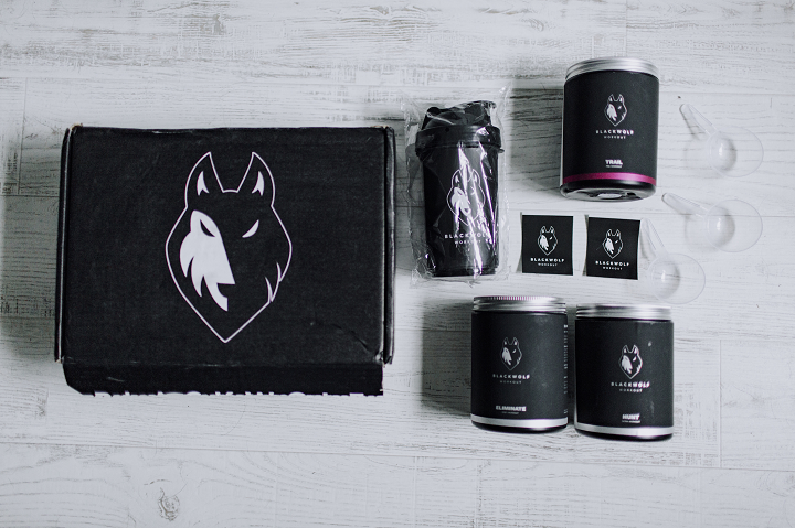 Black wolf natural supplements