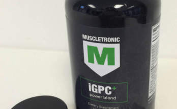 Muscletronic Bodybuilding Nootropic