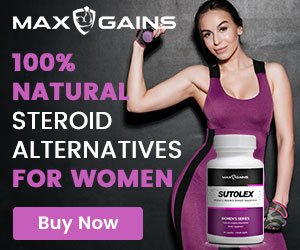 Max Gains Legal Steroids for Women